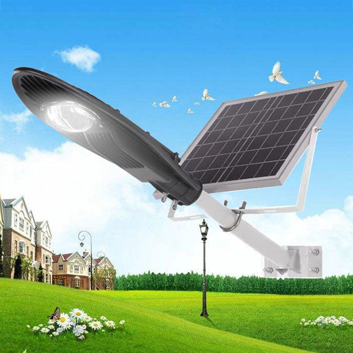 Powerful 20W/30W Solar Light with Panel
