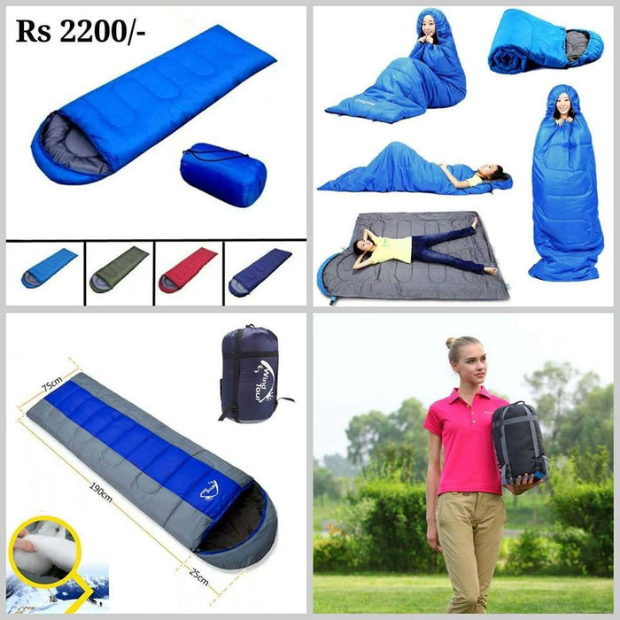 Sleeping Bag with carry bag
