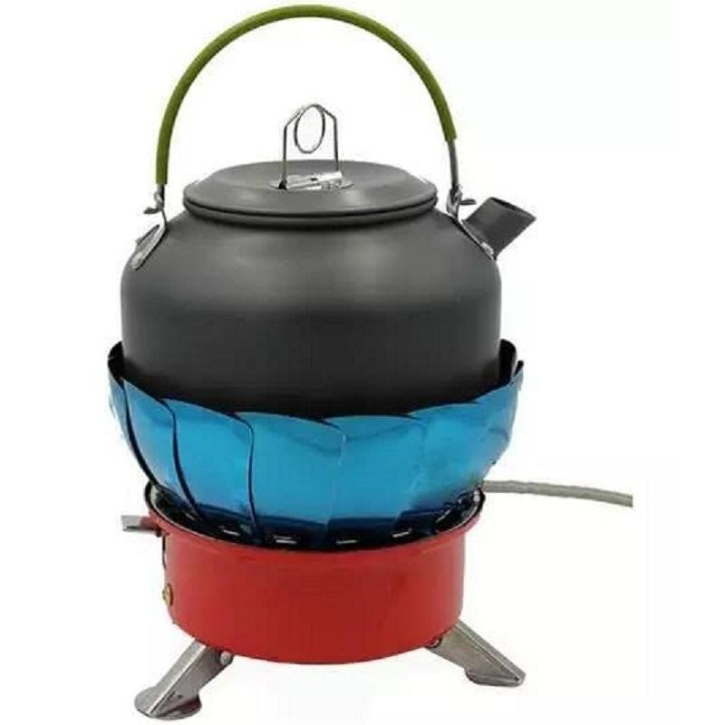Portable Windproof Butane Gas Stove