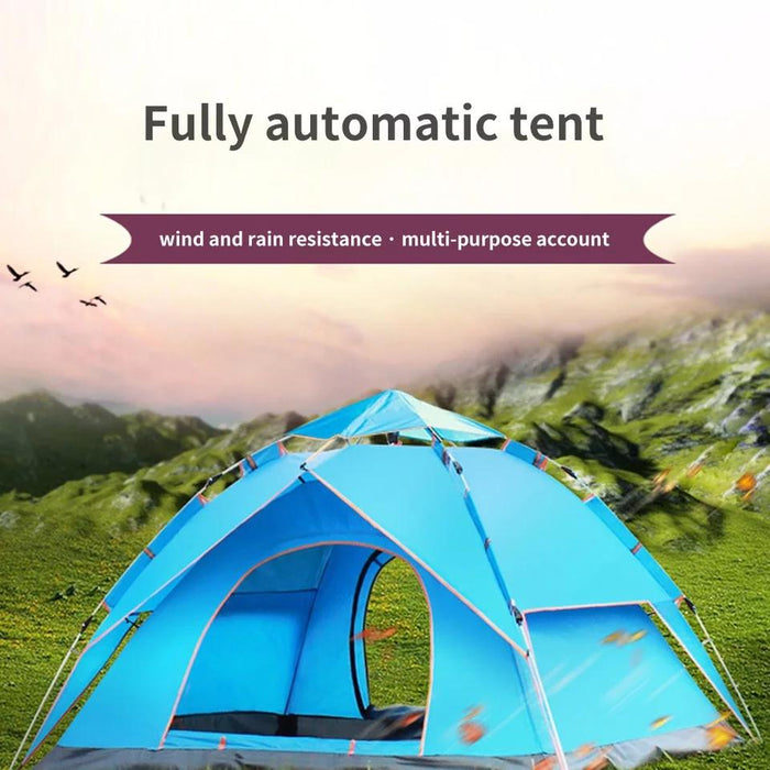 Full Double Layer Camping Tent