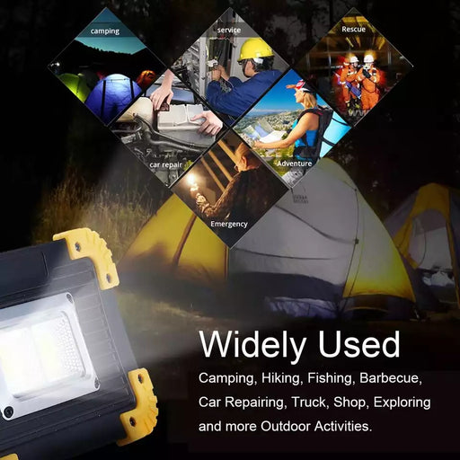 Mini Rechargeable COB Floodlight