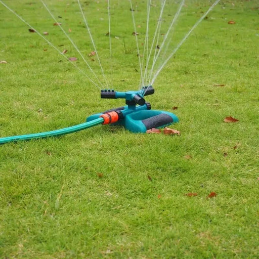 Large Size 360°Fully Circle Rotating Water Sprinkler