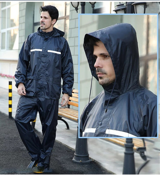 Waterproof Conjoined Raincoat Suit