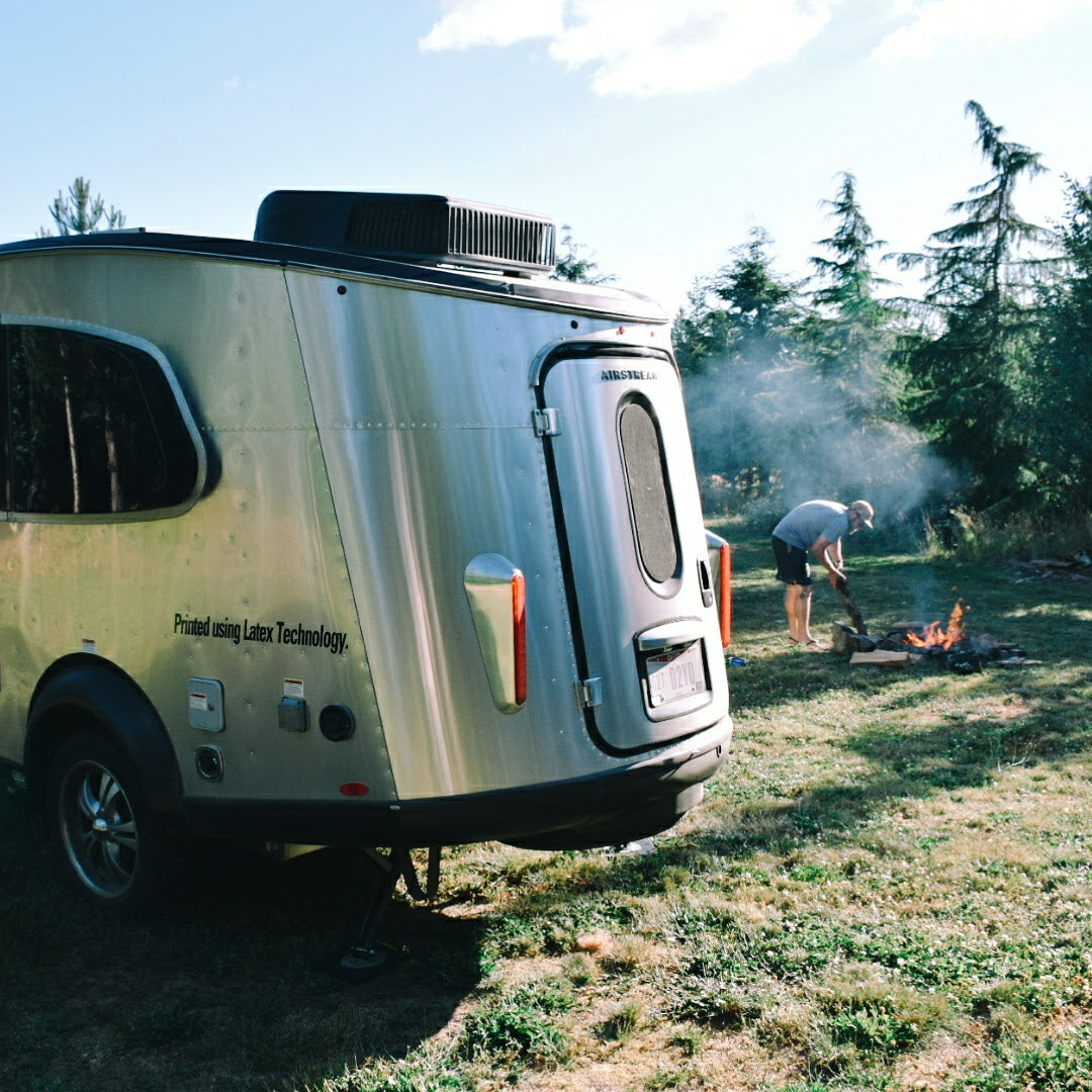 Brainstorm in an Airstream