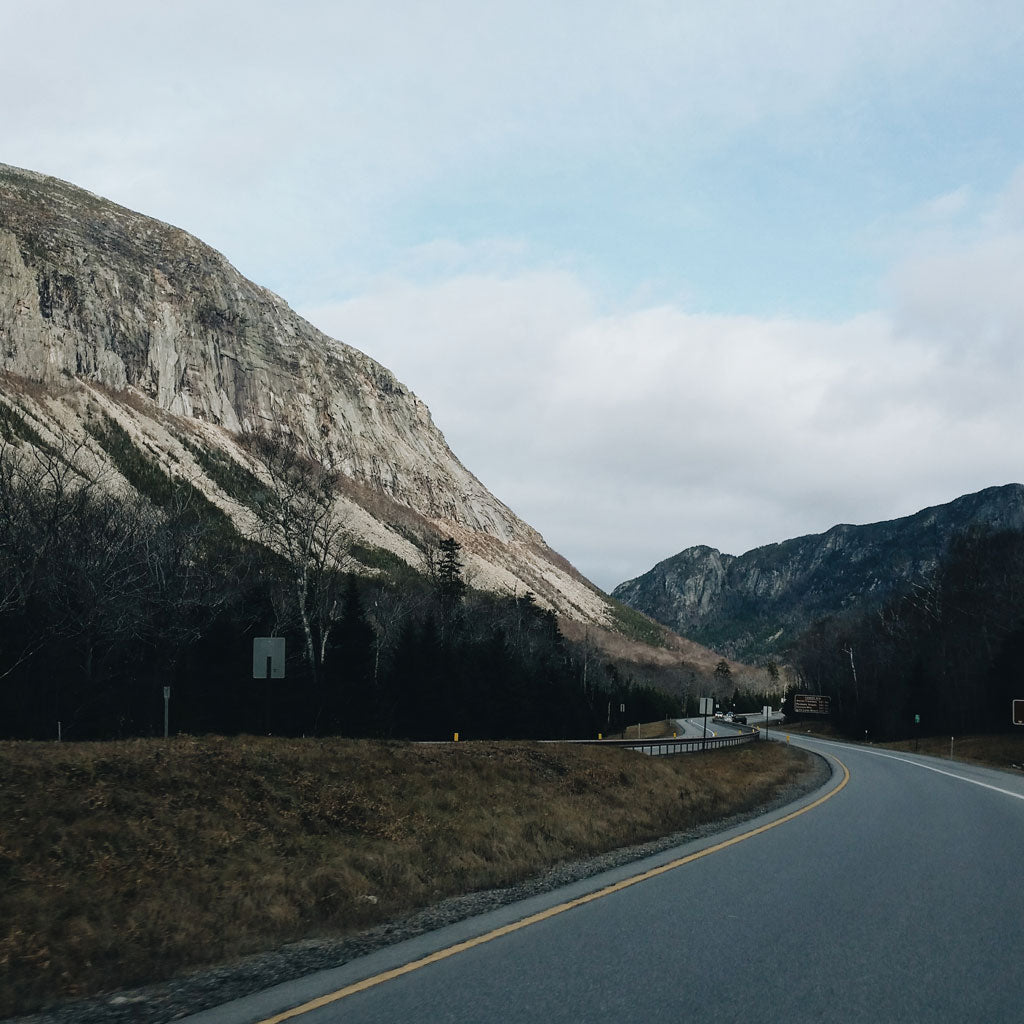 Brainstorm - Franconia Notch - White Mountains NH