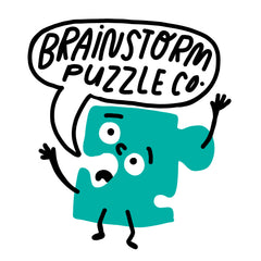 Brainstorm Puzzle Co. - Jigsaw Puzzles for Puzzle People