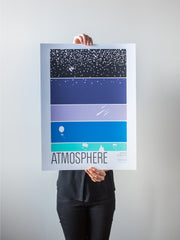 Atmosphere Print by Brainstorm