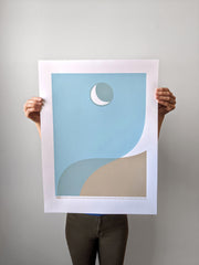 TIDES Print by Brainstorm