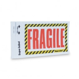 Fragile Stickers - 10 Pack