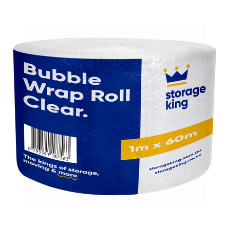Bubble Wrap 1m x 60m