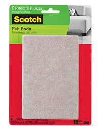 3M Scotch Felt Pads