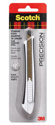 3M Scotch Precision Small Box Knife