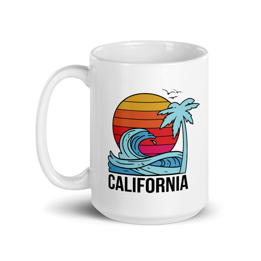 California Sunset - Mug
