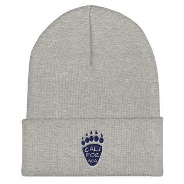 California Bear Claw - Beanie