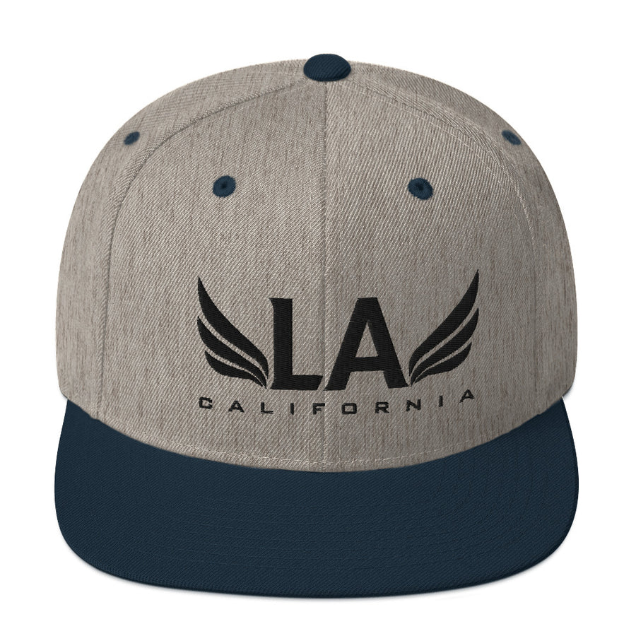 Los Angeles With Wings - Hat