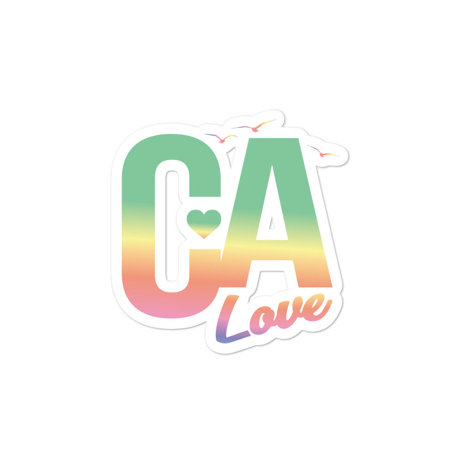 Sweet California Love - Sticker