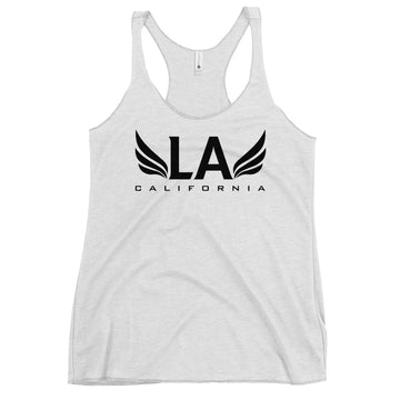 Los Angeles With Wings - Women's Tank Top