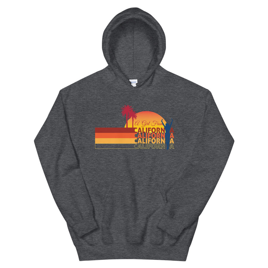 Girl From California - Women's Hoodie