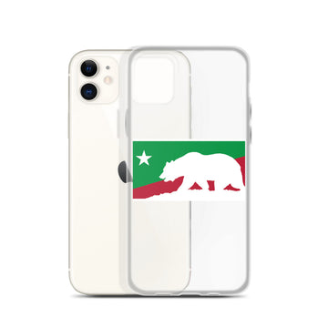 California Baseball Lifestyle - iPhone Case