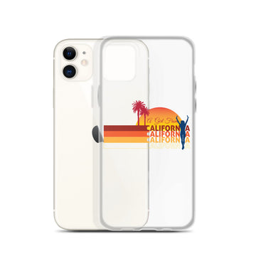Girl From California - iPhone Case