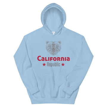 California Grizzly Bear - Women's Hoodie