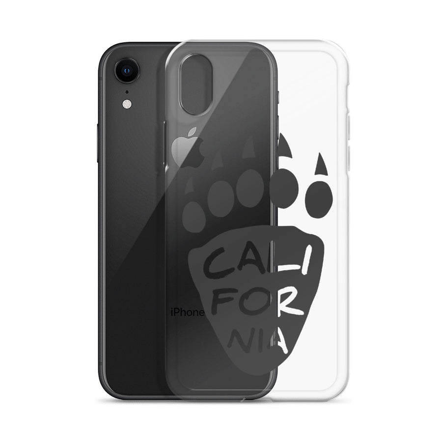 California Bear Claw - iPhone Case
