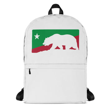 California Baseball Lifestyle - Backpack