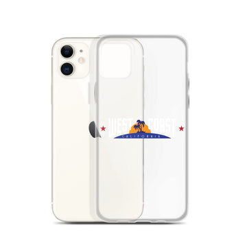 California West Coast - iPhone Case