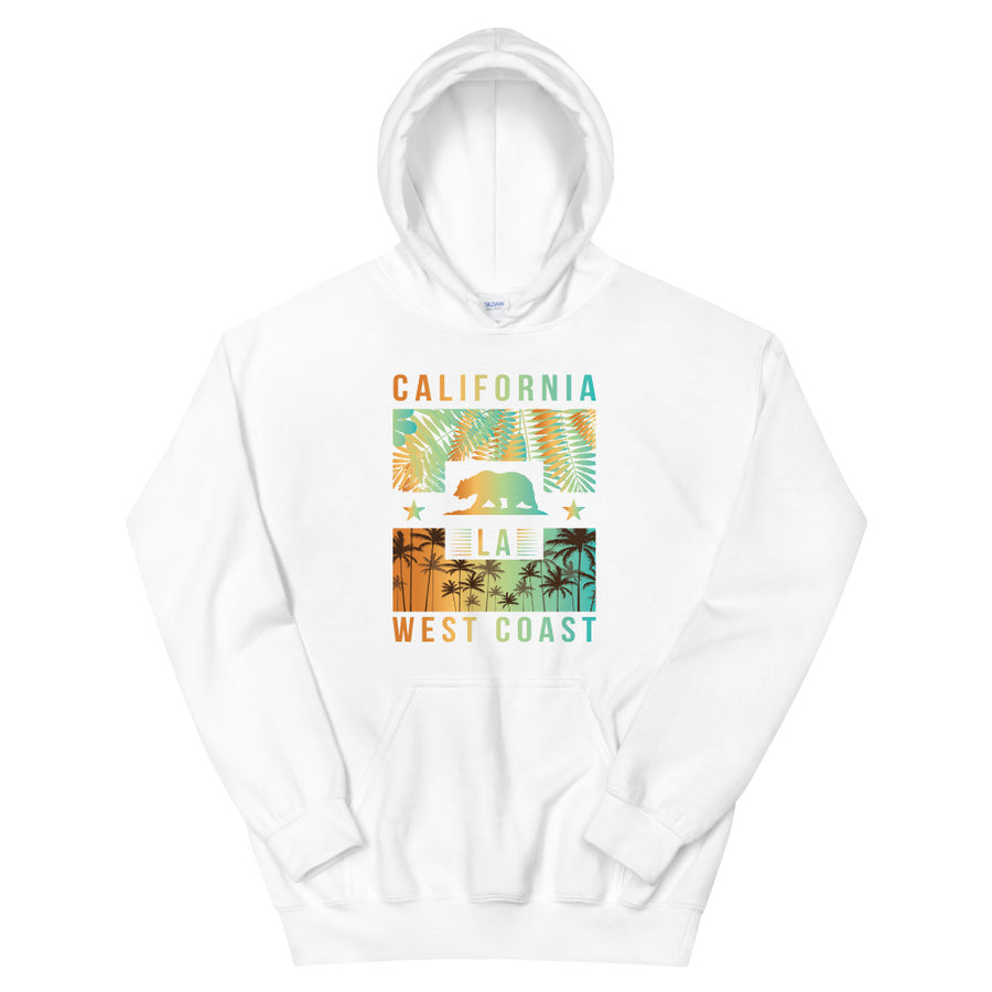 West Coast California - Women's Hoodie