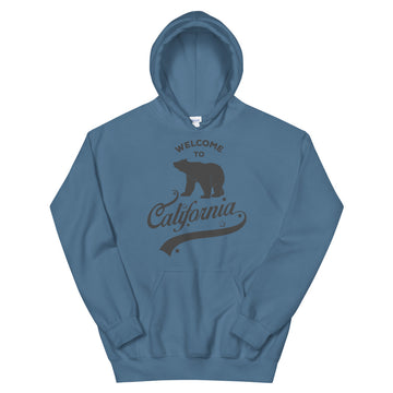 Welcome to California - Men's Hoodie