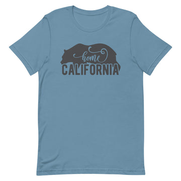 California Home Bear - Men's T-Shirt