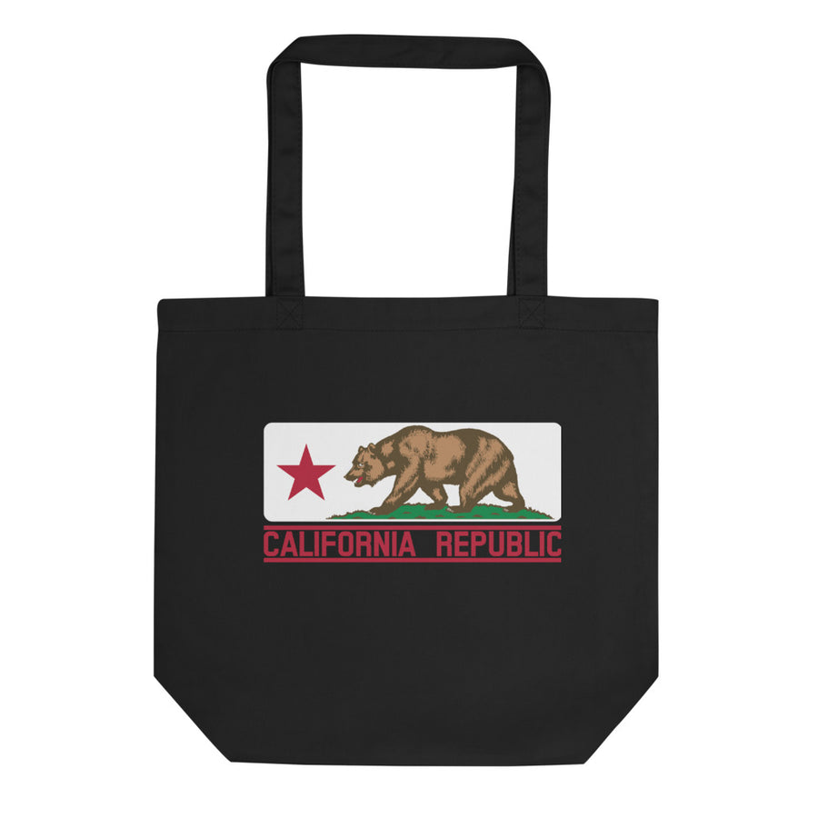 California Flag - Tote Bag