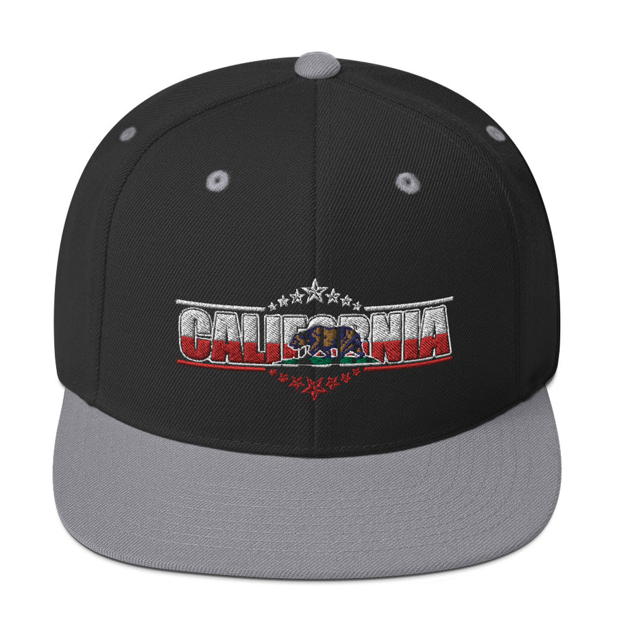 Patriotic Californian - Hat