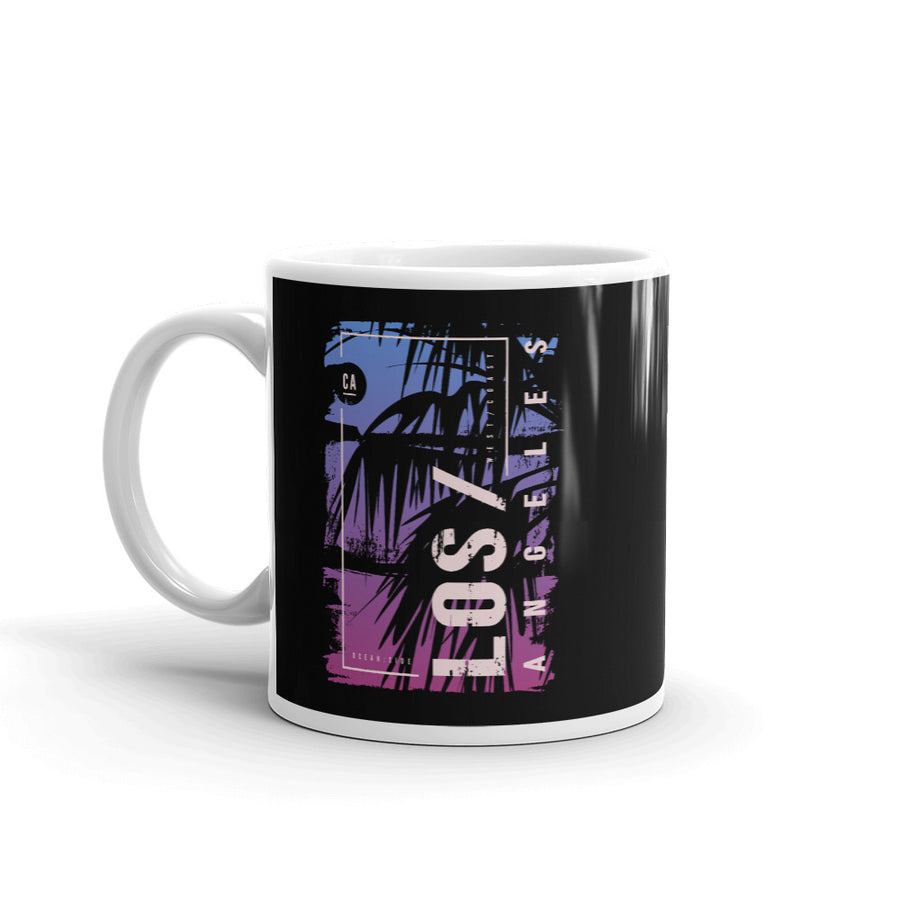 Los Angeles California Palms - Mug