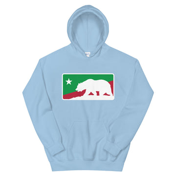 California Baseball Lifestyle - Women's Hoodie