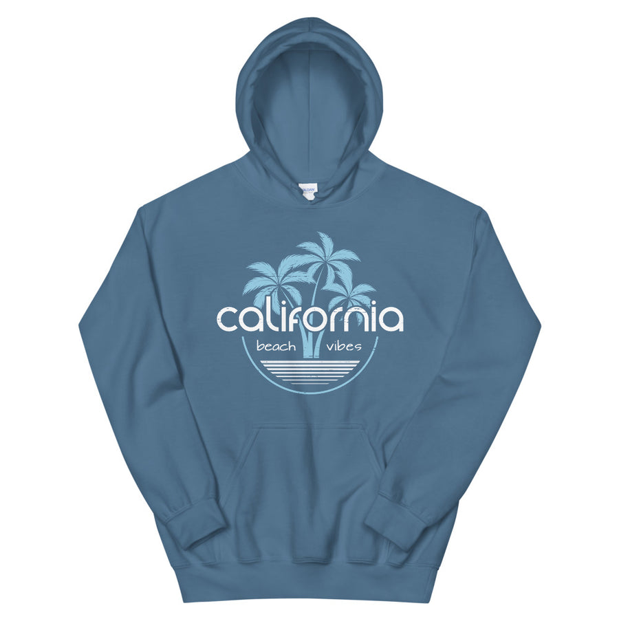California Beach Vibes -  Men's Hoodie