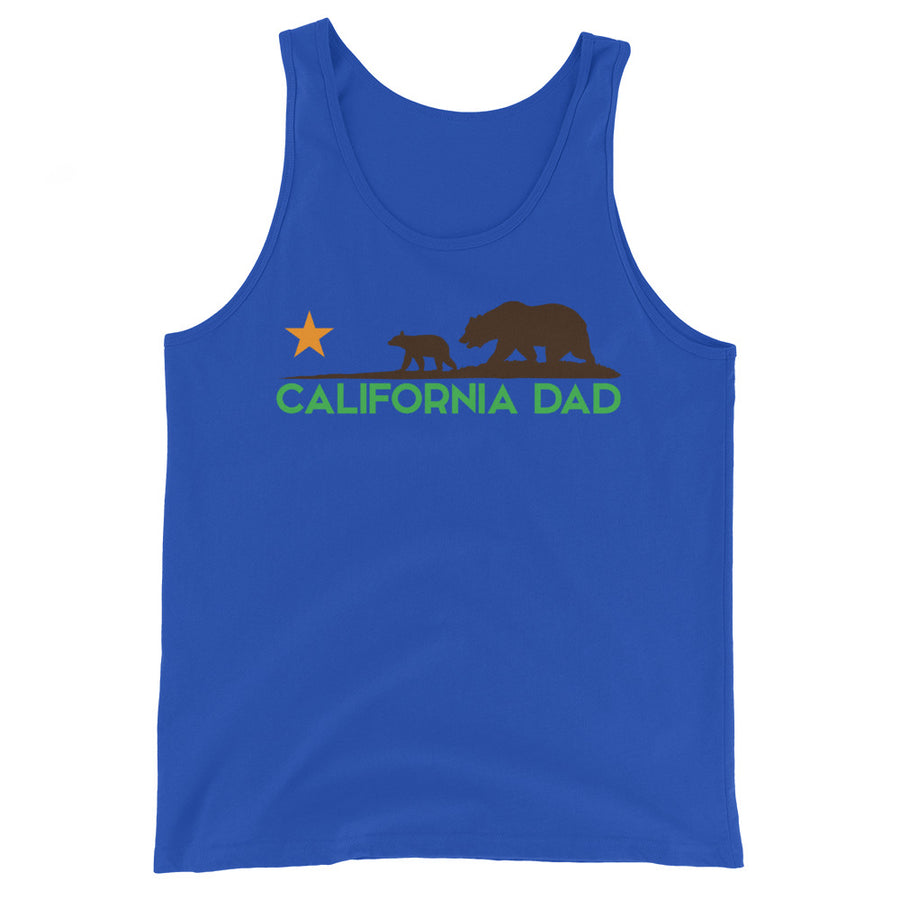 California Dad - Men's Tank Top