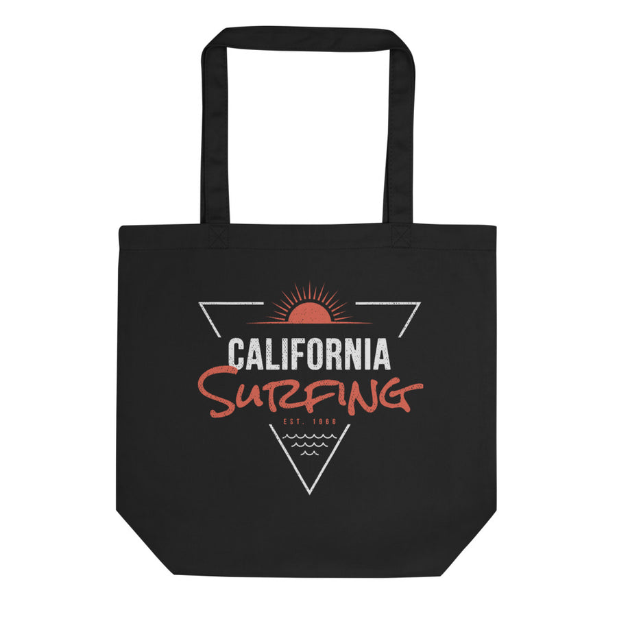 California Surfing 1968 - Tote Bag