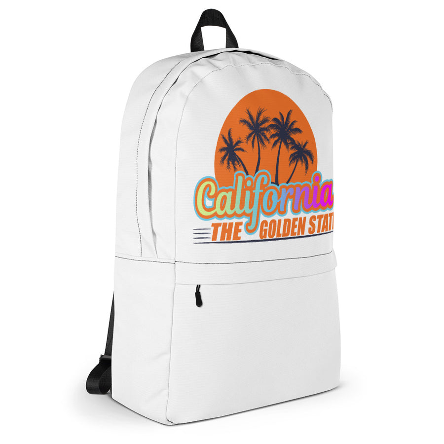 California The Golden State - Backpacks