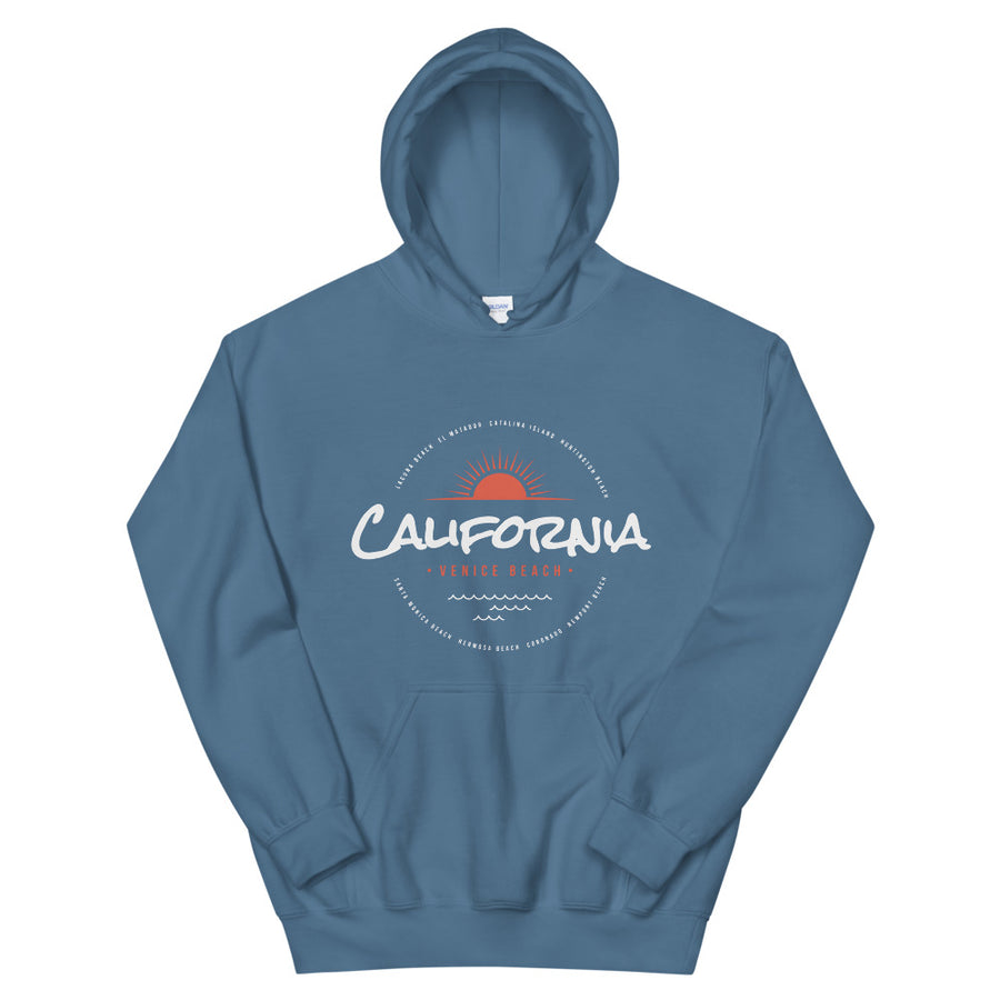 Venice Beach California - Men's Hoodie