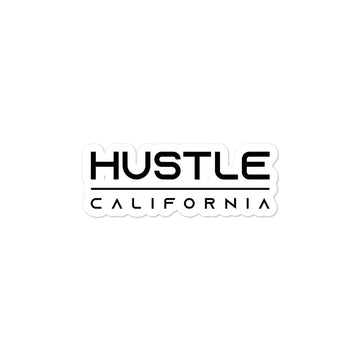 California Hustle -  Sticker