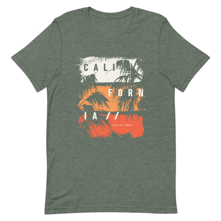 California Ocean Side - Men's T-Shirt