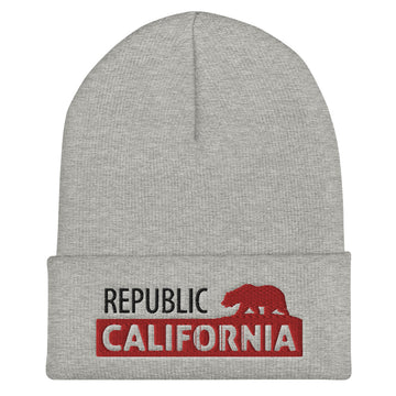 California Republic Bear Classic - Beanie