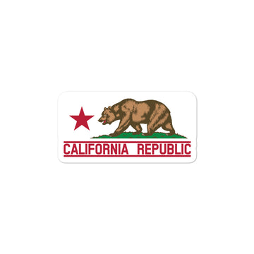 California Flag - Sticker