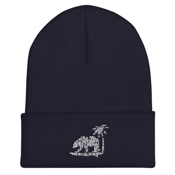 Made In California - Beanie