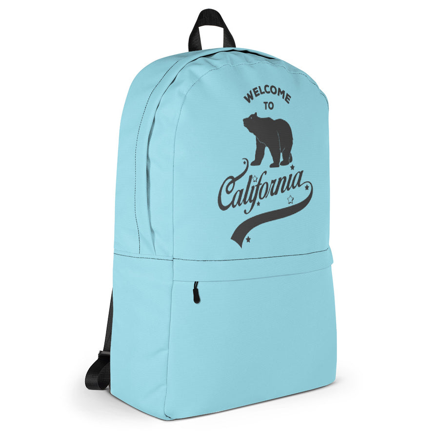Welcome to California - Backpack