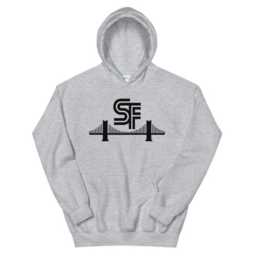 San Francisco Bridge - Women's Hoodie