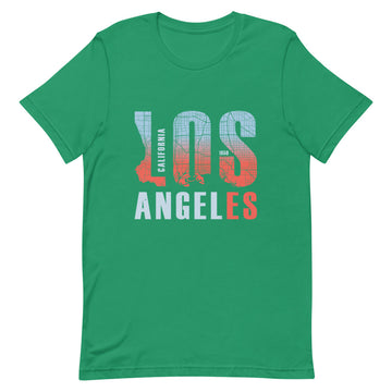 Los Angeles Map Style - Women's T-Shirt