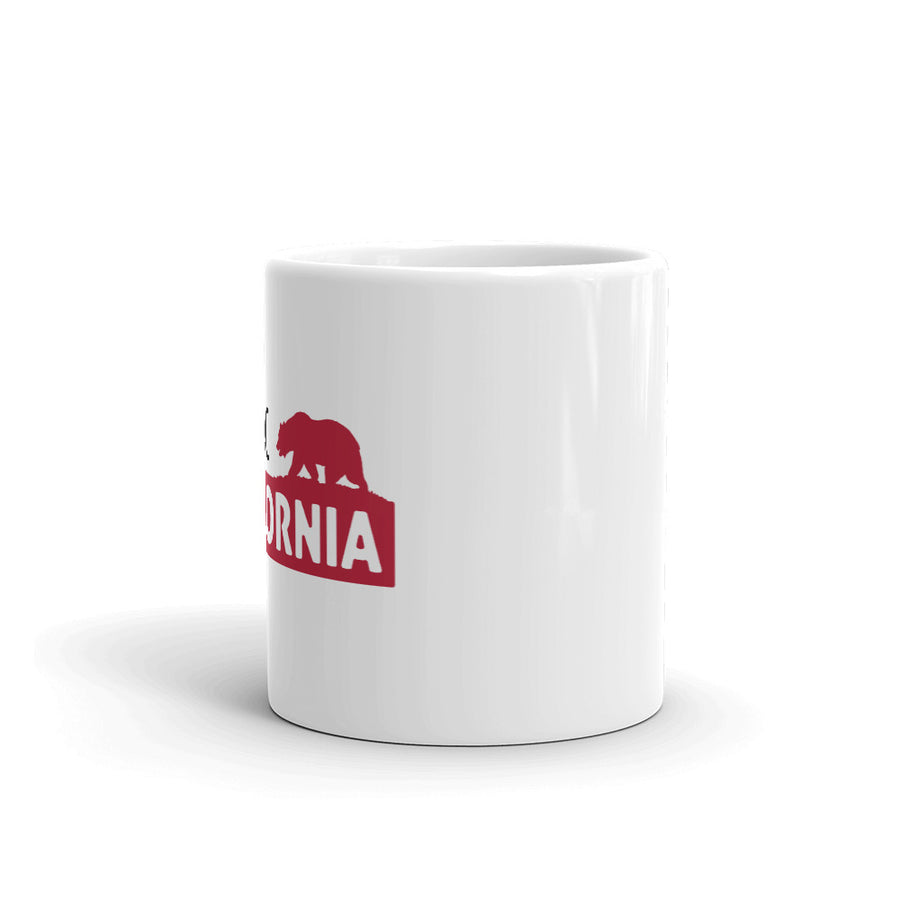 California Republic Bear Classic - Mug