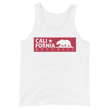 Original California Republic Bear - Men's Tank Top